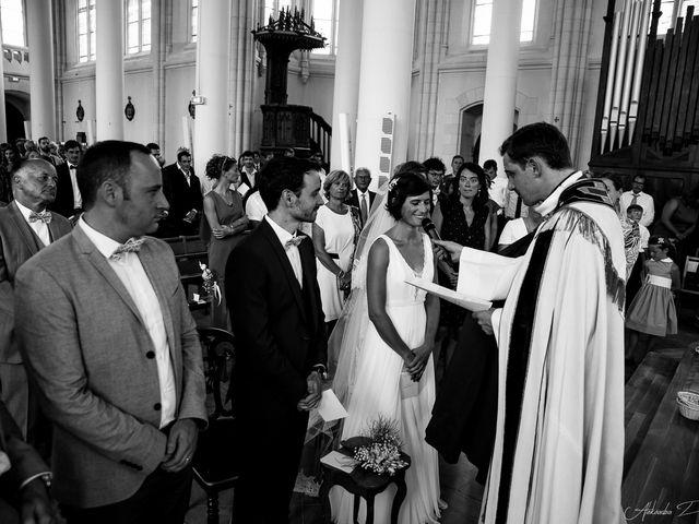 Le mariage de Alban et Camille à Nantes, Loire Atlantique 35