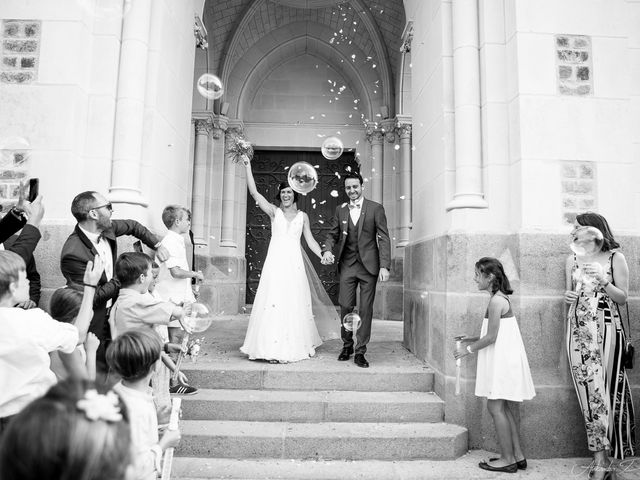 Le mariage de Alban et Camille à Nantes, Loire Atlantique 42