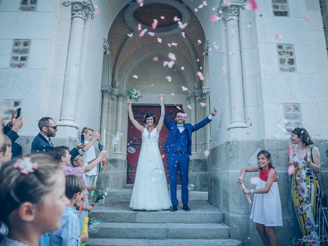 Le mariage de Alban et Camille à Nantes, Loire Atlantique 43