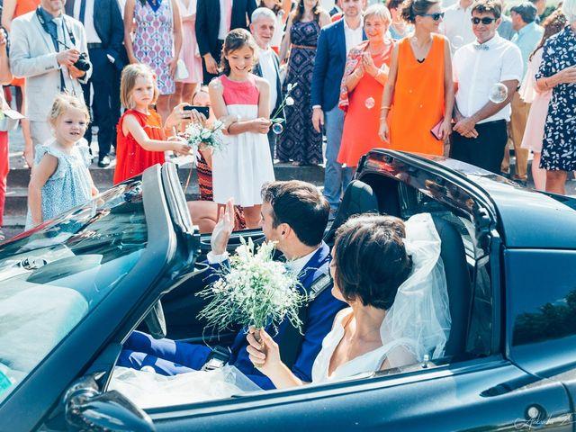 Le mariage de Alban et Camille à Nantes, Loire Atlantique 47