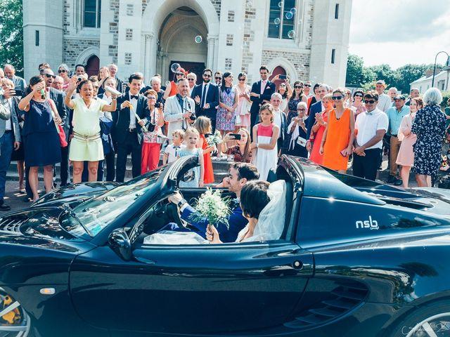 Le mariage de Alban et Camille à Nantes, Loire Atlantique 48