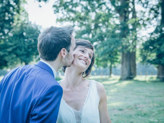 Le mariage de Alban et Camille à Nantes, Loire Atlantique 84