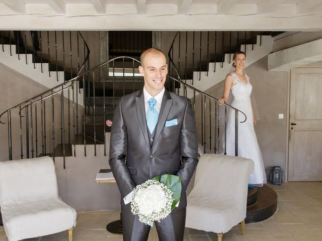 Le mariage de Guillaume et Elodie à Saint-Lizier-du-Planté , Gers 30