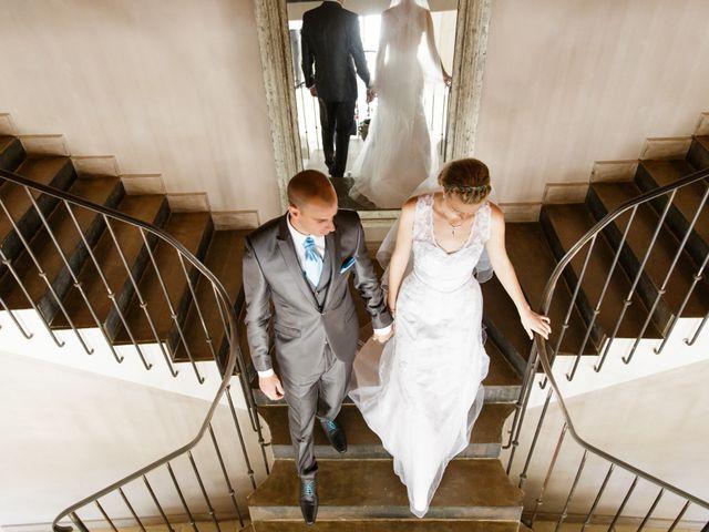 Le mariage de Guillaume et Elodie à Saint-Lizier-du-Planté , Gers 33