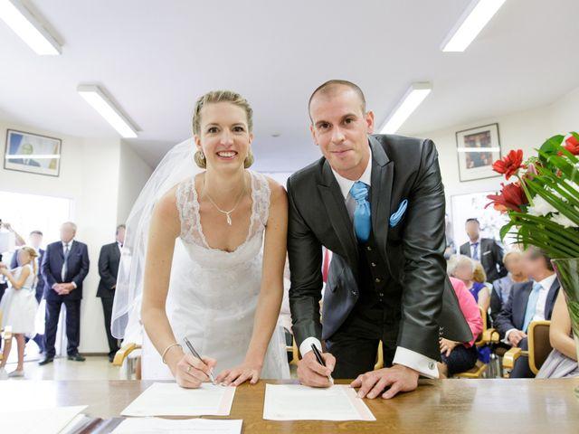 Le mariage de Guillaume et Elodie à Saint-Lizier-du-Planté , Gers 36