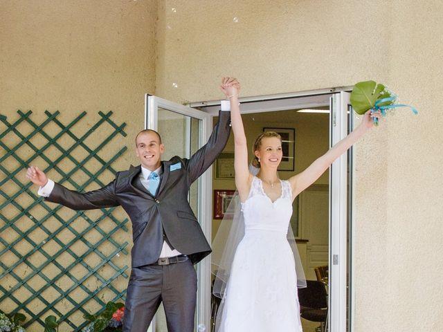 Le mariage de Guillaume et Elodie à Saint-Lizier-du-Planté , Gers 37