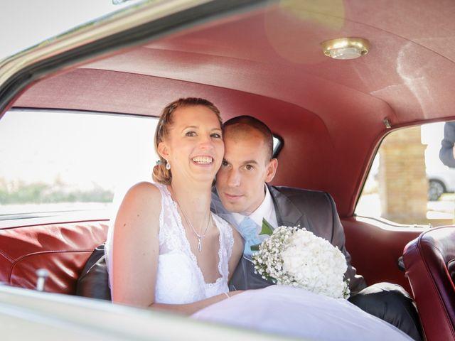 Le mariage de Guillaume et Elodie à Saint-Lizier-du-Planté , Gers 38