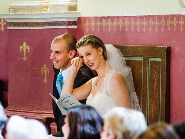 Le mariage de Guillaume et Elodie à Saint-Lizier-du-Planté , Gers 40