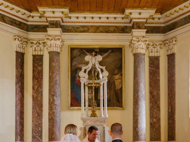 Le mariage de Guillaume et Elodie à Saint-Lizier-du-Planté , Gers 41