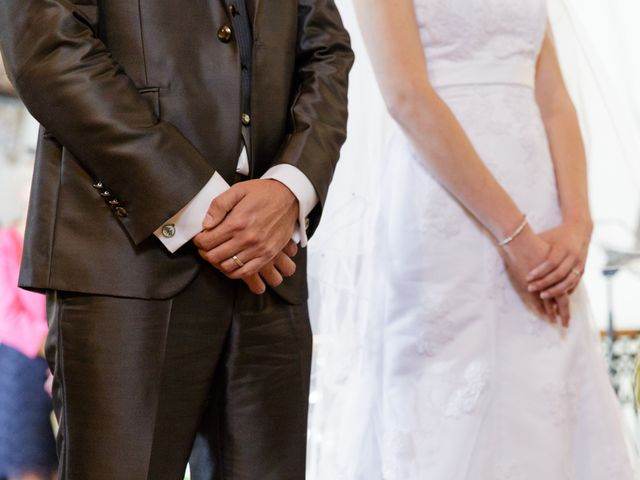 Le mariage de Guillaume et Elodie à Saint-Lizier-du-Planté , Gers 45