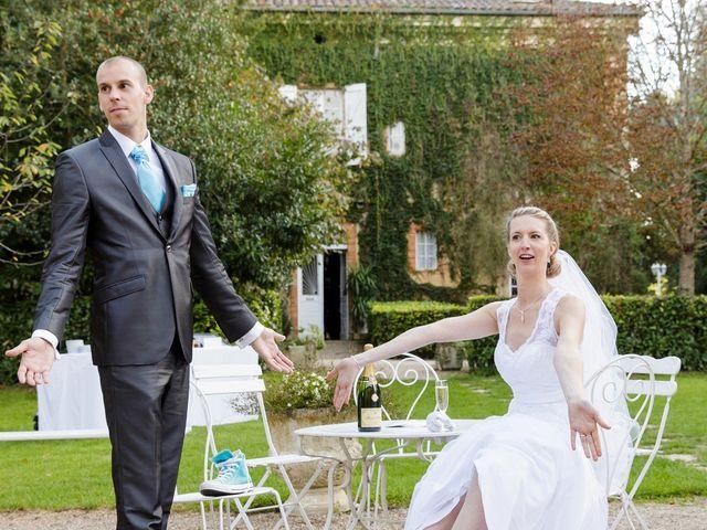 Le mariage de Guillaume et Elodie à Saint-Lizier-du-Planté , Gers 52