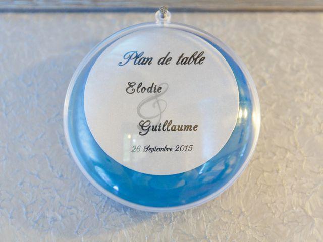 Le mariage de Guillaume et Elodie à Saint-Lizier-du-Planté , Gers 60