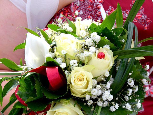 Le mariage de Laetitia et Chrystelle à Belleville, Rhône 8