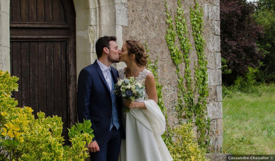 Le mariage de François et Margot à Vertou, Loire Atlantique