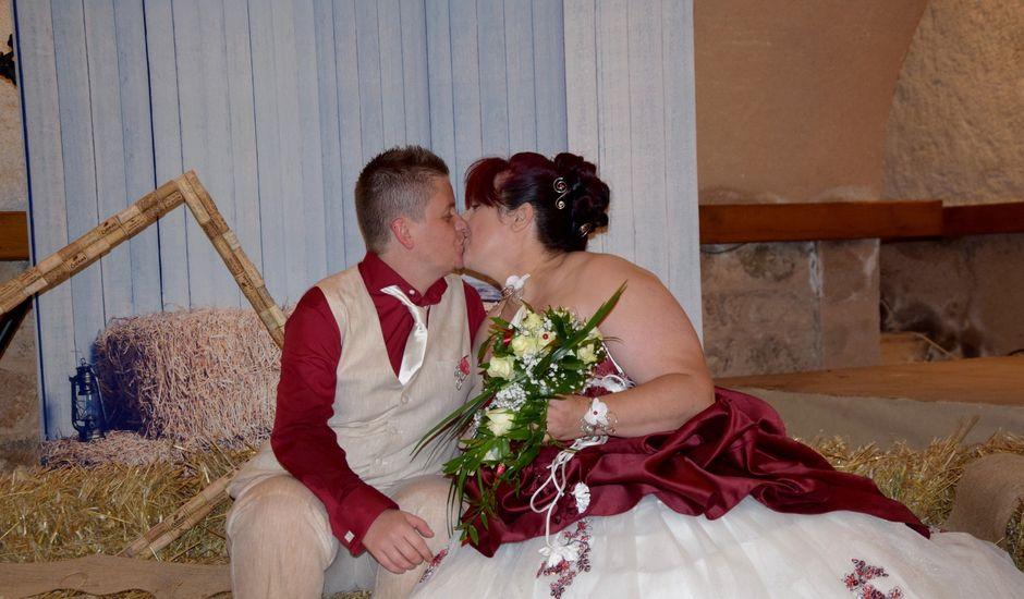 Le mariage de Laetitia et Chrystelle à Belleville, Rhône