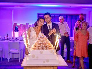 Le mariage de Eva et Stéphane