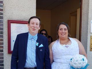 Le mariage de Séverine et Vincent 1