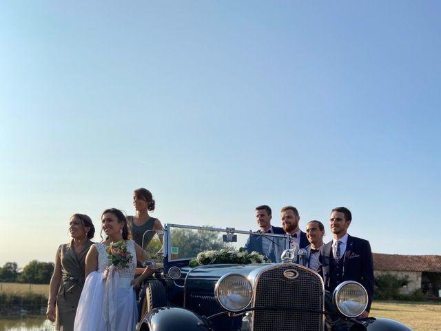 Le mariage de Stéphane  et Eva à Saint-Julien-l'Ars, Vienne 4