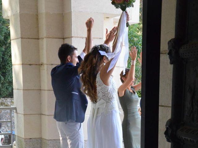 Le mariage de Stéphane  et Eva à Saint-Julien-l'Ars, Vienne 6