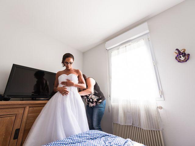 Le mariage de Maxime et Natacha à Saintes, Charente Maritime 19