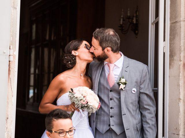 Le mariage de Maxime et Natacha à Saintes, Charente Maritime 33