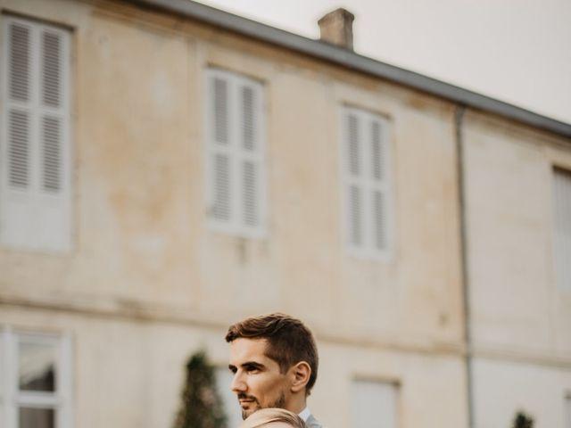 Le mariage de Anthony et Jessica à Léognan, Gironde 7