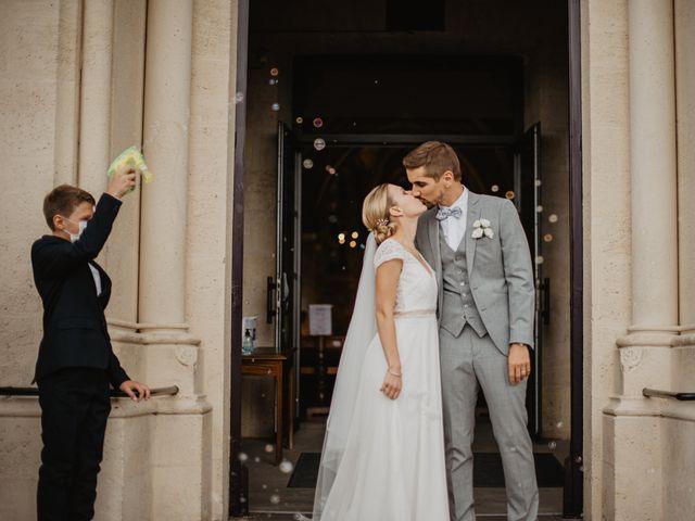 Le mariage de Anthony et Jessica à Léognan, Gironde 10