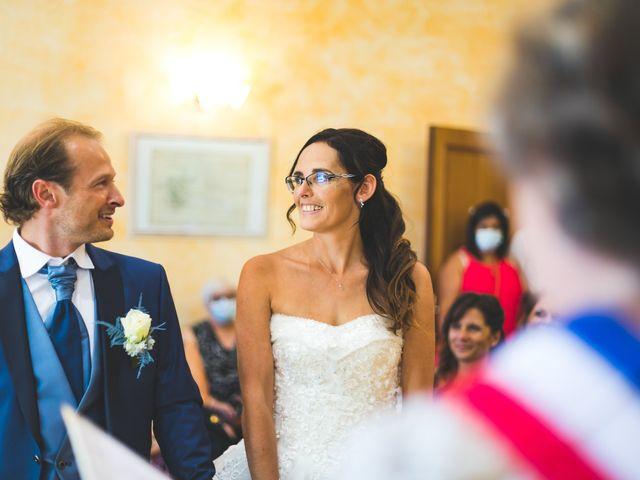 Le mariage de Cédric et Gaelle à Le Pontet, Savoie 2