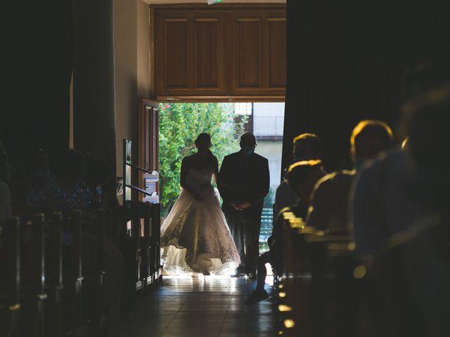 Le mariage de Cédric et Gaelle à Le Pontet, Savoie 3