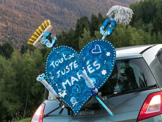 Le mariage de Cédric et Gaelle à Le Pontet, Savoie 6