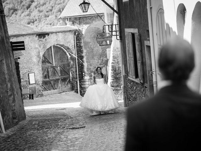 Le mariage de Cédric et Gaelle à Le Pontet, Savoie 12