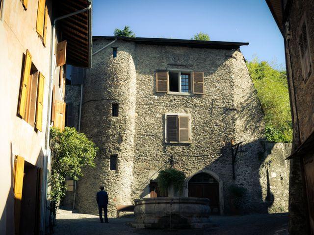 Le mariage de Cédric et Gaelle à Le Pontet, Savoie 13