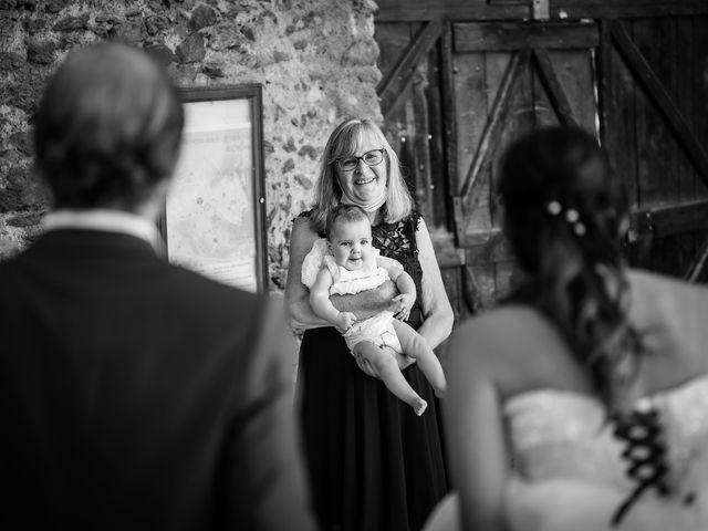Le mariage de Cédric et Gaelle à Le Pontet, Savoie 15