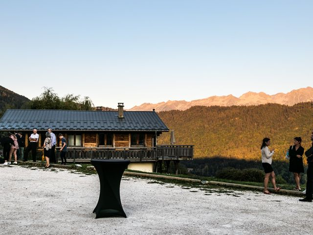 Le mariage de Cédric et Gaelle à Le Pontet, Savoie 22