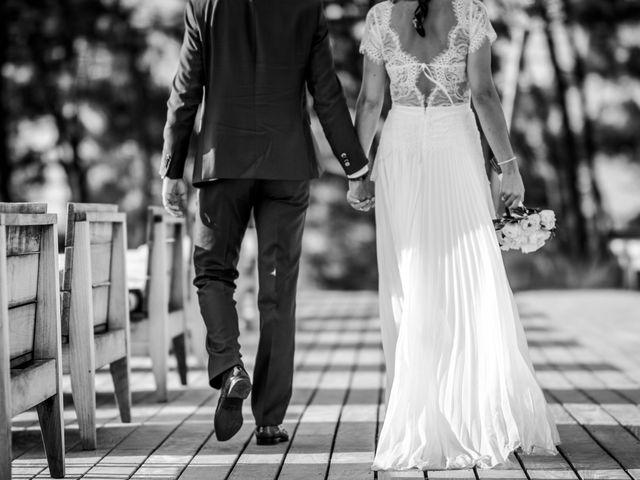 Le mariage de Matthieu et Chloé à Arcachon, Gironde 3