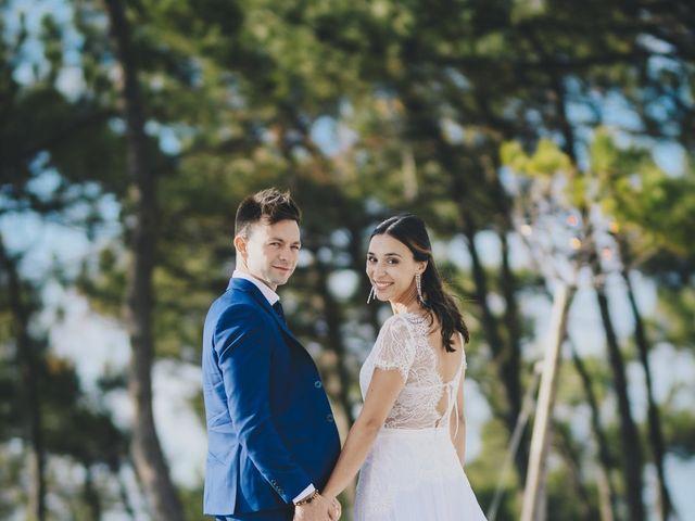 Le mariage de Matthieu et Chloé à Arcachon, Gironde 4