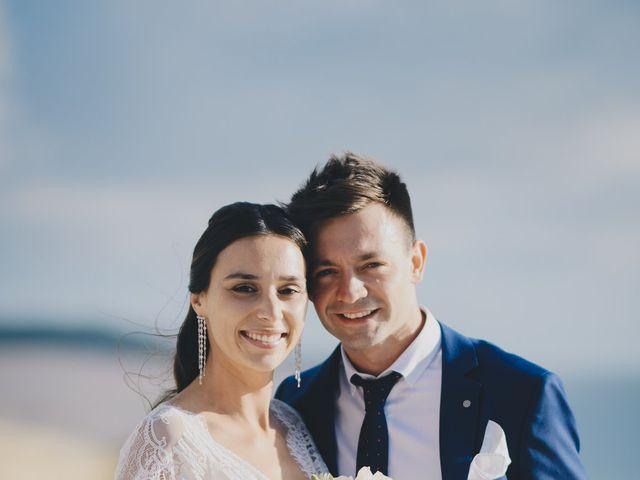Le mariage de Matthieu et Chloé à Arcachon, Gironde 7