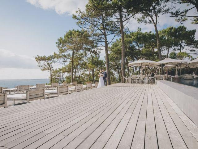 Le mariage de Matthieu et Chloé à Arcachon, Gironde 35