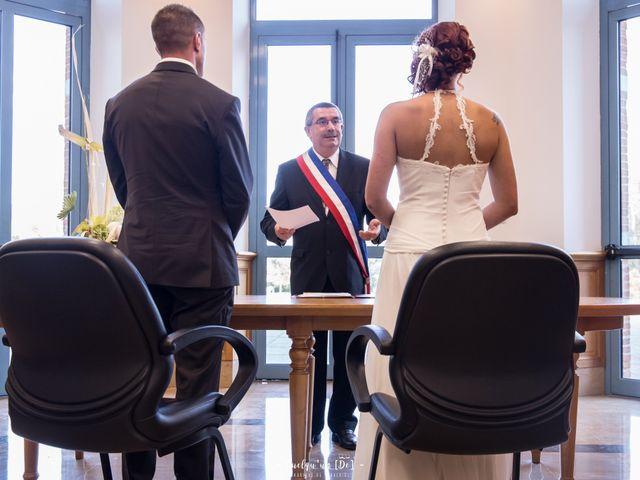 Le mariage de Jean-Charles et Magali   à Labastide-Beauvoir, Haute-Garonne 7
