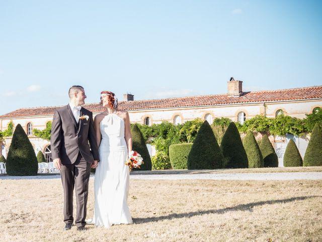 Le mariage de Jean-Charles et Magali   à Labastide-Beauvoir, Haute-Garonne 8