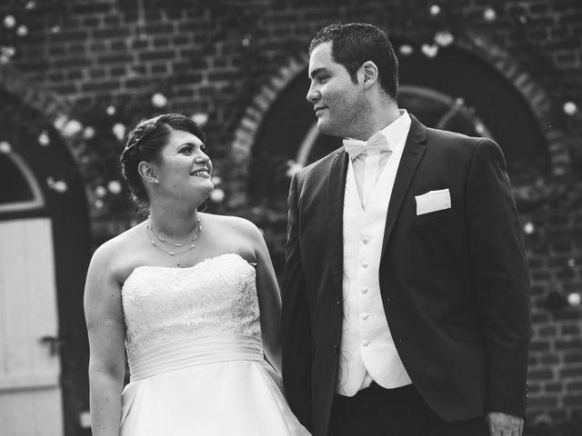 Le mariage de Justine et Nelson