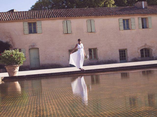 Le mariage de Jean Michel et Clara à Pertuis, Vaucluse 2
