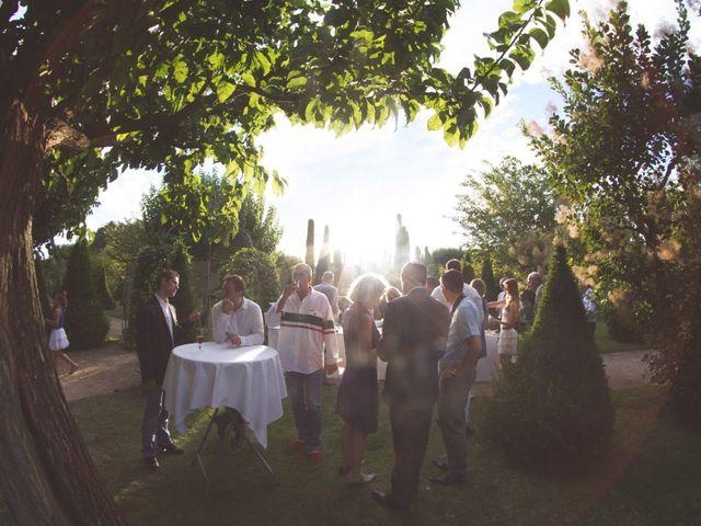 Le mariage de Jean Michel et Clara à Pertuis, Vaucluse 8