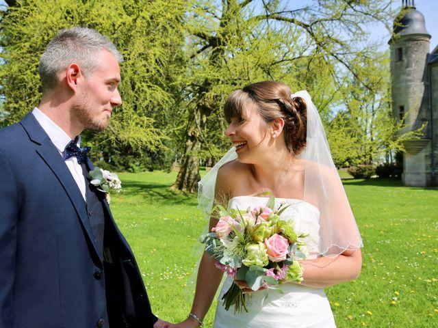 Le mariage de Thomas et Charlotte à Sainneville, Seine-Maritime 9