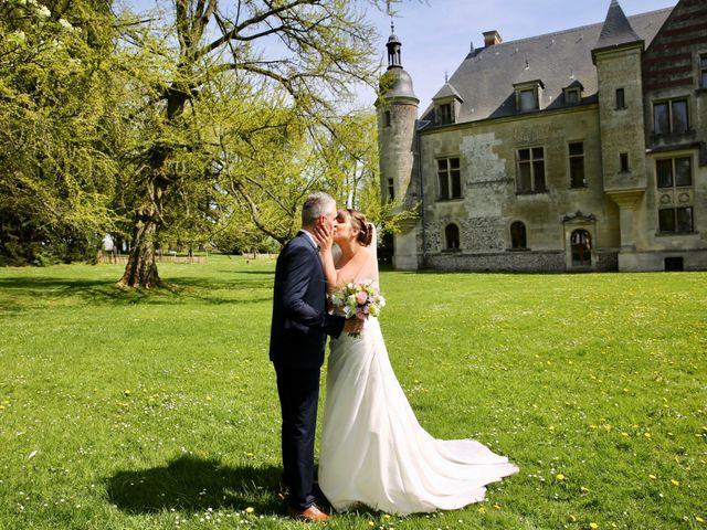 Le mariage de Thomas et Charlotte à Sainneville, Seine-Maritime 10