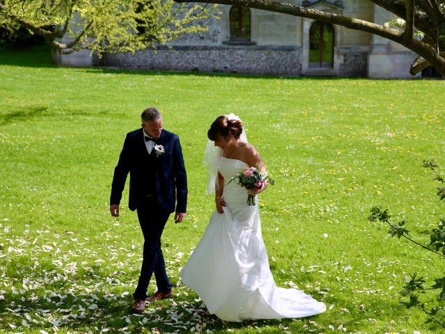 Le mariage de Thomas et Charlotte à Sainneville, Seine-Maritime 11