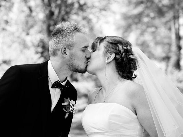 Le mariage de Thomas et Charlotte à Sainneville, Seine-Maritime 14