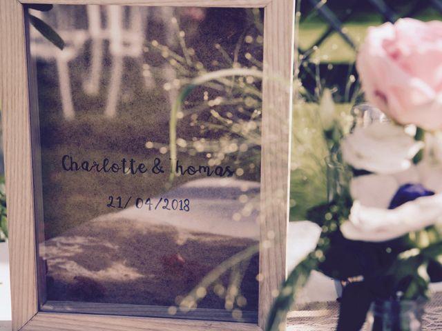 Le mariage de Thomas et Charlotte à Sainneville, Seine-Maritime 25