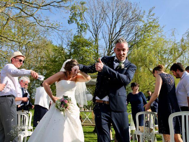 Le mariage de Thomas et Charlotte à Sainneville, Seine-Maritime 2