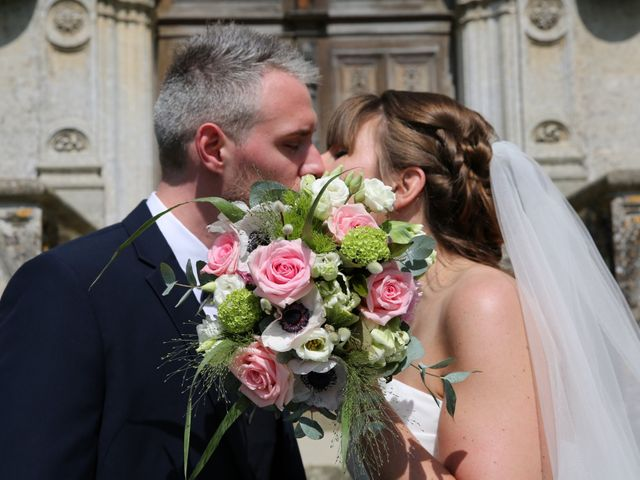 Le mariage de Thomas et Charlotte à Sainneville, Seine-Maritime 1